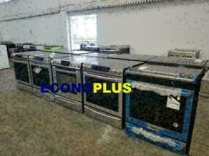 ECONOPLUS LIQUIDATION SALE ON OPEN BOX SLIDE IN STAINLESS  STOVES