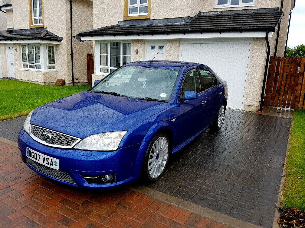 2007 Ford Mondeo ST 2.2 TDCI, 155 BHP, 6 Speed, Heated Leather, 12 Months MOT, 18 inch alloys.
