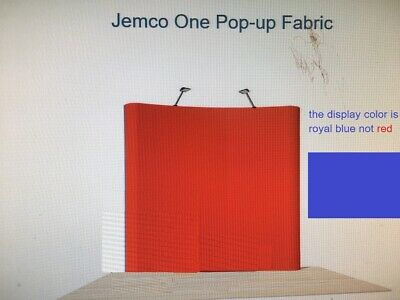 Pop-up Exhibit Display Unit Tradeshow Booth Fabric Jemco Display 10 Ft Display