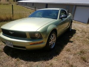 2005 Ford Mustang 4.0L V6 Coupe (2 door)