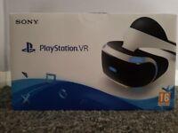 Playstation VR - No Camera - Brand New!!!!