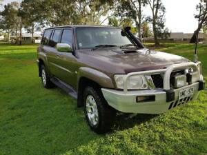 Nissan Patrol 2006 ST GU IV