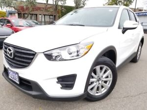 2016 Mazda CX-5 GX-Alloy rims/Touch botton start/Great deal