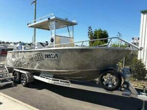 Bajcraft 7m Centre Console Honda V6 BF175 124 Hours ONLY IMMACULATE Pialba Fraser Coast Preview