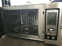 LG MG-5682NL Microwave/Grill/Combination Oven 900 Watt, 26 litre