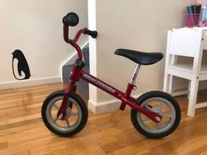 Chicco Red-Bullet toddlers balance bike