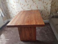 Dining table - Sheesham wood