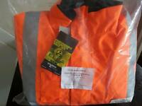 Xl Visible extreme 2 in 1 ELKA jacket