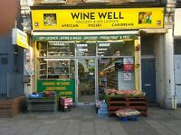 SHOP FOR SALE IN NW10