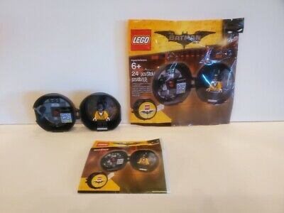 LEGO 5004929 Batman Movie Batman Battle Bat Pod Polybag Tiger Tuxedo Suit