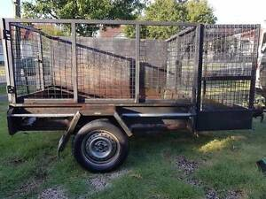 Lawn mowing trailer Braybrook Maribyrnong Area Preview