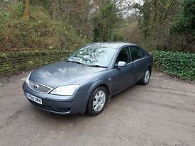 FORD MONDEO 2.0 TDCi LX Saloon (130 BHP) Grey (NOW SOLD!)
