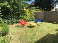 Two bed flat with private garden in East Dulwich - available immediately - no agency fees