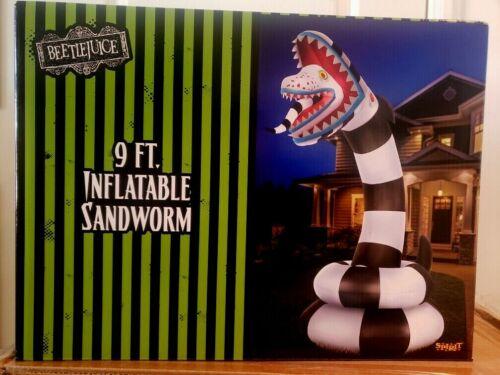 Beetlejuice Sandstorm 9ft. Inflatable
