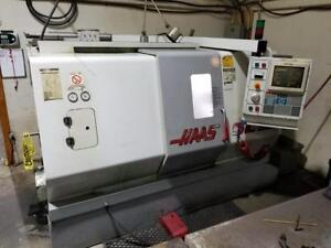HAAS SL20 CNC turning centre
