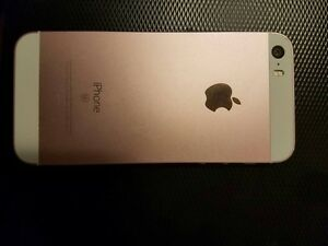 iPhone SE - Rose Gold 16GB