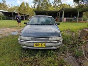 1989 Holden Calais Sedan Grafton Clarence Valley Preview