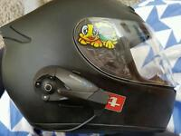 Agv k4 with interphone system