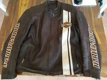 Leather motorcycle jacket for Harley Albany Creek Brisbane North East Preview
