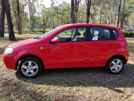 Holden Barina BARGAIN Cheap 4 Door Hatch
