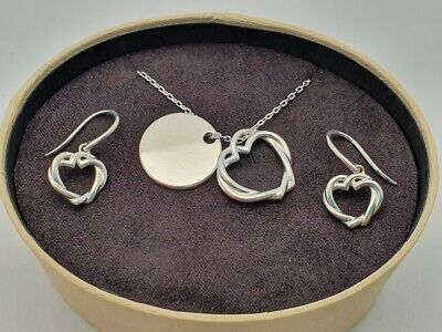 Genuine Links of London KINDRED SOUL necklace and drop earrings