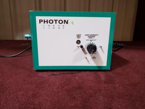 Synergetics, Inc Photon-2X Laser Light Source Vitrectomy