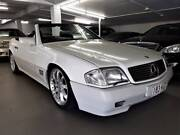 1995 Mercedes-Benz SL280 Convertible not 300 320 500 Southport Gold Coast City Preview