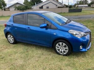 2015 Toyota Yaris SX 5 dr HATCH , auto. Holbrook Greater Hume Area Preview
