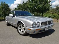 Jaguar XJ 3.2 Sport 4dr V8 PETROL SERVICE HISTORY LONG MOT IN VERY CLEAN CONDITION FOR THE AGE