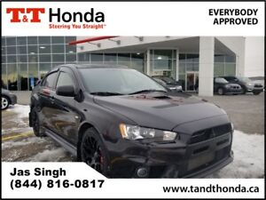2014 Mitsubishi LANCER EVOLUTION GSR* Rare Vehicle, Bluetooth, U