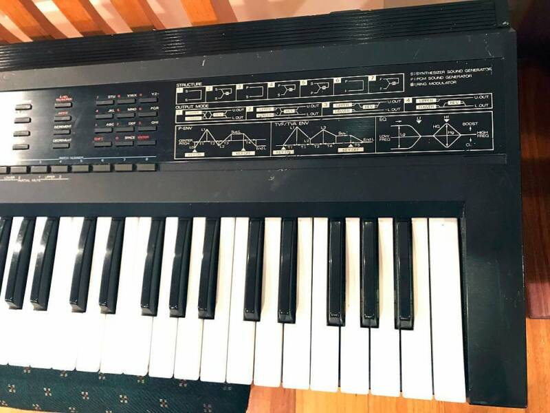 Roland D50 Synthesizer | Keyboards & Pianos | Gumtree