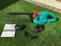 Bosch AHS 41 Cordless 14.4 V Hedge Cutter / Trimmer – Excellent Condition