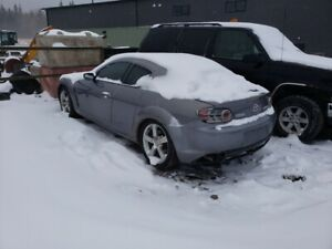 2004 Mazda RX8, needs work... 1200$