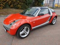 Smart Roadster Coupe Mint Original Condition & Collectable