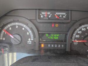 Ford Éconoline 2010, bas kilométrage, 41,800Km