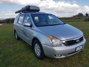 Kia Camperwagon Launceston Launceston Area Preview