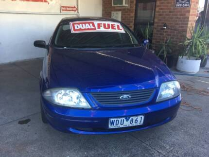 FORD AU SR SPORTS DUAL FUEL Preston Darebin Area Preview