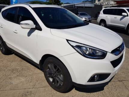 From $81* per week on finance 2014 Hyundai IX35 SUV