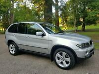 SORRY NOW SOLD!! 2004 BMW X5 3.0d Sport Auto, ONLY ONE OWNER (FACELIFT) FULL BLACK LEATHER
