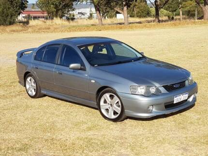 04 Ford Falcon XR6 Leather Seats  Free Warranty!!! Kenwick Gosnells Area Preview