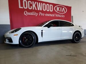 2018 Porsche Panamera 4S EVERY AVAILABLE OPTION