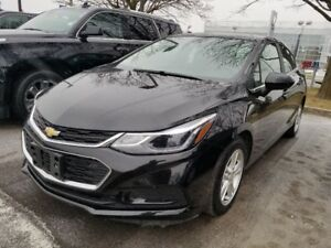 2018 Chevrolet Cruze LT Auto SIDE BLIND ZONE ALERT, SUNROOF,...