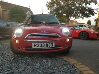 Mini Cooper Convertible, 0nly 38000 Miles!!, 07 Plate, 8 Months MOT