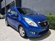 2011 Holden Barina Spark Hatchback MY11 Southport Gold Coast City Preview