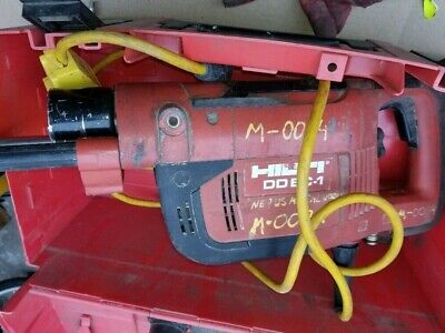 Hilti Dd Ec-1 Diamond Core Drilling Machine With Case