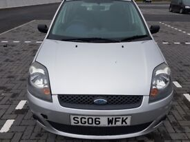 Ford Fiesta 1.2,low Mileage,8 service stamps