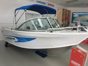 2020 Quintrex 450 Fishabout Pro Honda 50hp EFI Alloy I-Beam Trailer Pialba Fraser Coast Preview