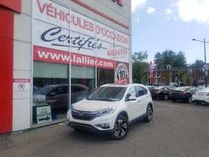 2015 Honda CR-V TOURING**GPS**BLUETOOTH**CAMERA**MAGS