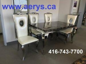 FURNITURE WAREHOUSE LOWEST PRICE WWW.AERYS.CA call 416-743-7700  dinette set starts from $229
