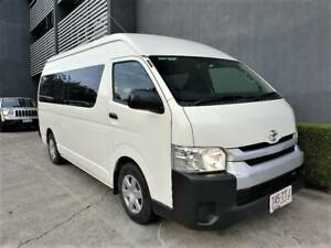 2014 Toyota Hiace COMMUTER Automatic Van/Minivan Southport Gold Coast City Preview